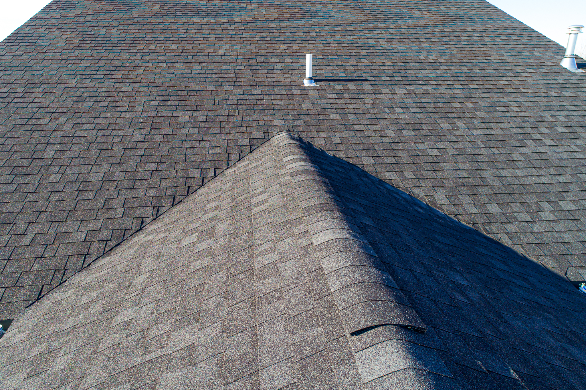new roof instllation