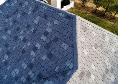 New Slate Roof on a home.